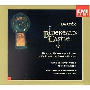 Bartok : Le Château de Barbe-Bleue
