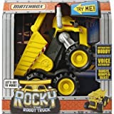 Matchbox Rocky the Robot Truck - Deluxe Rocky