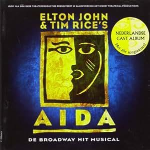 Aida (Dutch Cast Recording) by Musical Nl [Music CD] - Amazon.com