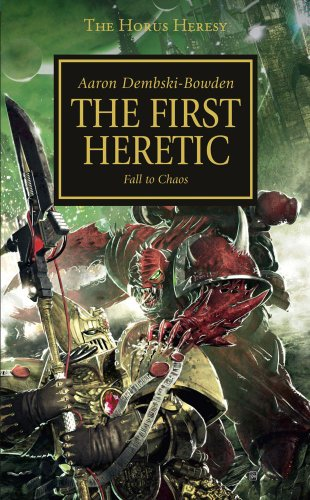 book cover of The First Heretic