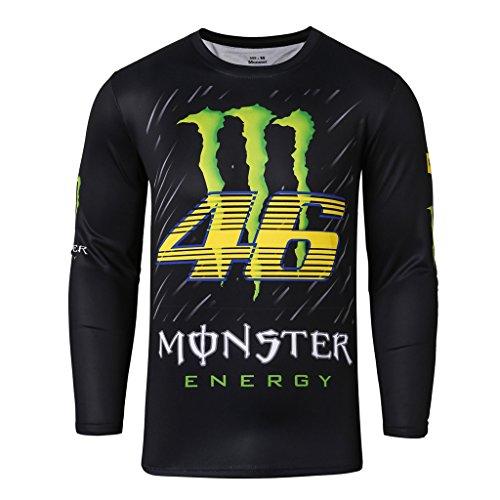 vr46-monster-motorcycle-racing-classic-100-polyester-t-shirt-herren