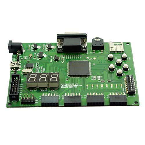 Numato Lab Elbert V2 - Spartan 3A FPGA Development Board fast free ship for gameduino for arduino game vga game development board fpga with serial port verilog code