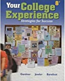 Your College Experience (0312683383) by Gardner, John N.