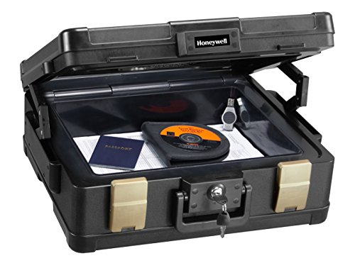 Honeywell 1104 1 Hour Fire/Water Safe Chest for Legal/letter/A4 Size Documents (Honeywell Safes compare prices)