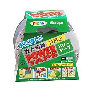 アサヒペン【DUCK】強力粘着パワーテープ(10m)