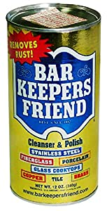 Bar Keepers Friend® Cleanser & Polish: 12 OZ