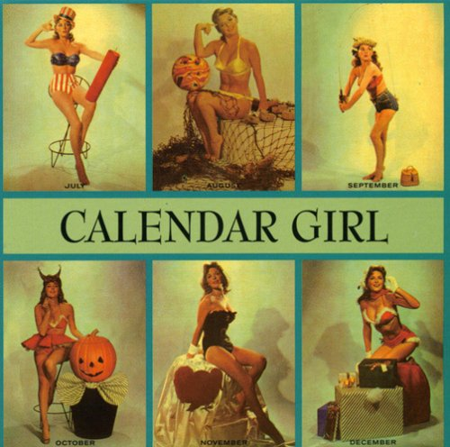 CALENDAR ltd paper sleeve 24bit JULIE LONDON