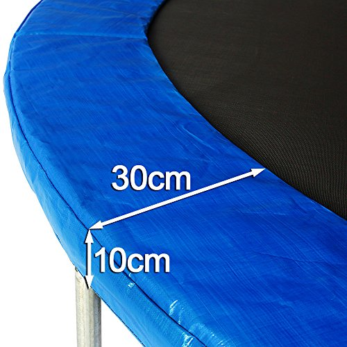 Federabdeckung Randabdeckung für Trampolin305 cm -