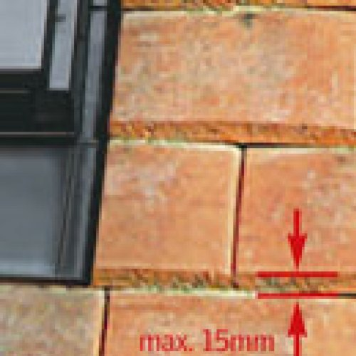 Buildershop UK EDP S06 Flashing 1140 x 1180mm
