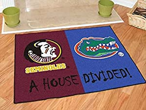 Seminoles - Florida All-Star House Divided Rug