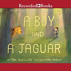 A Boy and a Jaguar Audiobook