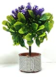 Hyperbole Bonsai Wild Plant Artificial Plant With Pot
