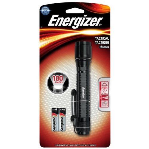 Energizer Tactical Led 2Aa Flashlight front-698469
