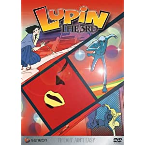 Lupin the 3rd - Thievin' Ain't Easy  (TV Series, Vol. 15) movie