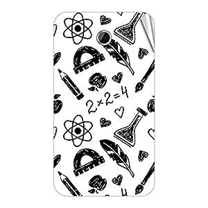 Garmor Designer Mobile Skin Sticker For Lenovo S880 - Mobile Sticker