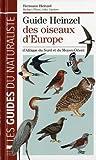 echange, troc Hermann Heinzel, Richard Fitter, John Parslow - Guide Heinzel des oiseaux d'Europe, d'Afrique du Nord et du Moyen-Orient