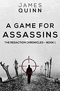 A Game For Assassins by James Quinn ebook deal