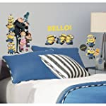 RoomMates RMK2080SCS Despicable Me 2...