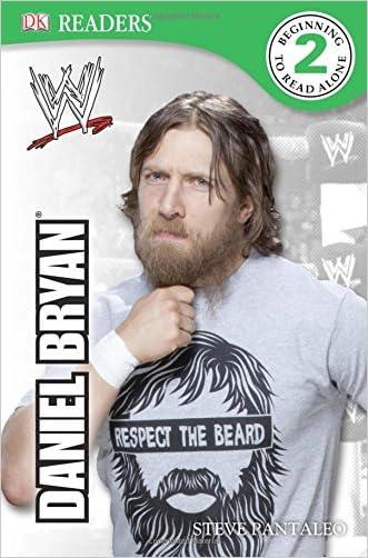 DK Reader Level 2:  WWE Daniel Bryan (DK Readers: Level 2)