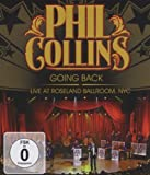 Phil Collins - Going Back/Live at the Roseland Ballroom NYC [Blu-ray]