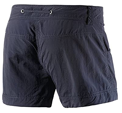 Marc O'Polo Body & Beach Damen Shorts Badeshorts BEACH-SHORTS, Gr. 38 (Herstellergröße: M), Schwarz (blauschwarz 001) from Schiesser AG Marc O'Polo Body & Beach