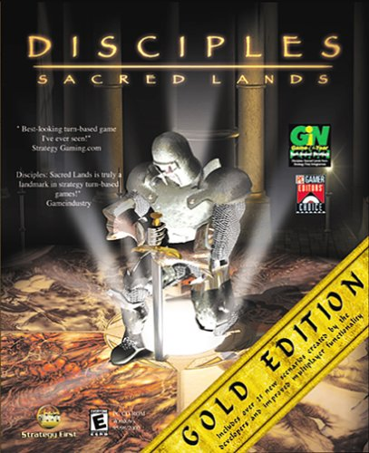 Disciples: Sacred Lands - Gold Edition - PC