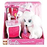 Barbie Pampered Pups Salon Plush