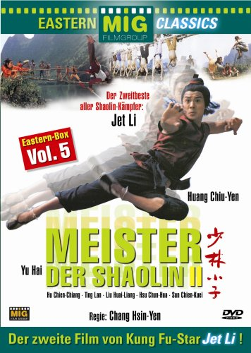 Eastern Classics Vol. 5 Meister der Shaolin II