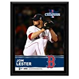 Jon Lester Boston Red Sox 2013 MLB World Series Champions 10'' x 13'' Sublimated Player Plaque