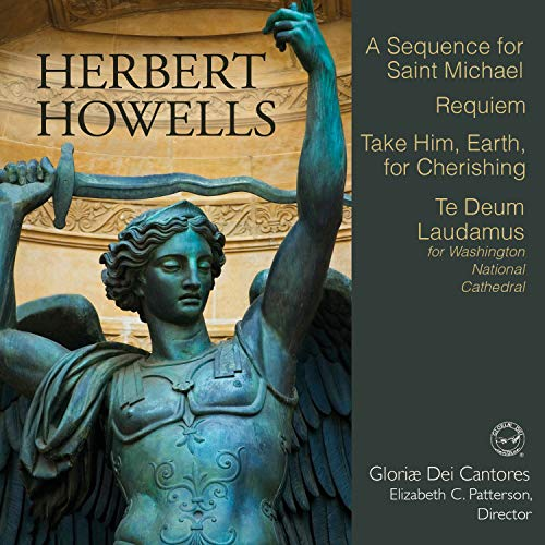 SACD : HOWELLS / PATTERSON - Sequence For St Michael