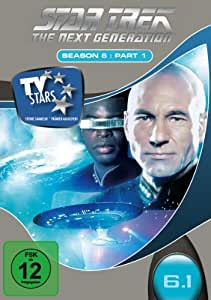Star Trek - Next Generation - Season 6.1 (3 DVDs) [Import allemand]