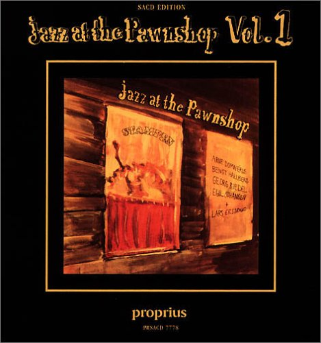 Arne Domnerus: Jazz at the Pawnshop - 30th Anniversary Edition
