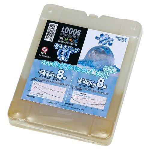 ロゴス(LOGOS) 氷点下パックGTマイナス16度ハード1200  81660611