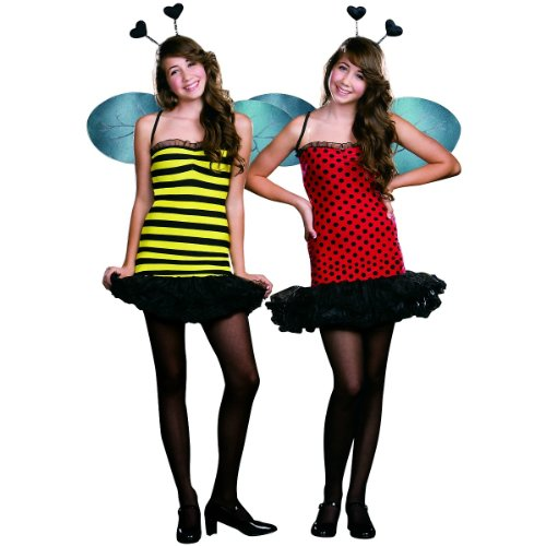 Buggin' Out Teen Costume Size Teen (7-9)