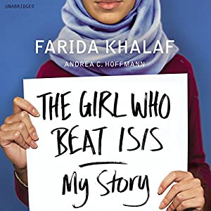 The Girl Who Beat Isis Audiobook