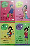 Billie B Brown Set 2 (Set of 4 Books) (Billie B Brown for Young Readers)