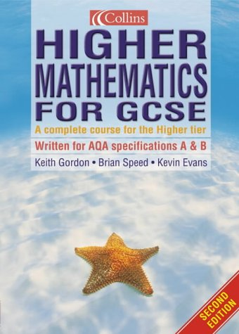 Higher Mathematics for GCSE PDF