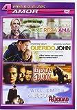 Pack Drama: Come, Reza, Ama; En Busca De La Felicidad; Leyendas De Pasión, Querido John [DVD]