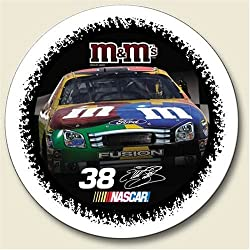 NASCAR, Elliot Sadler 38 Auto Coaster, Single Coaster for Your Car