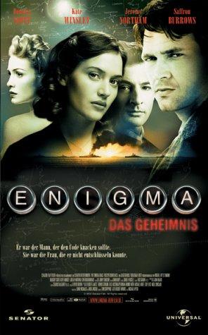 Enigma - Das Geheimnis [VHS]