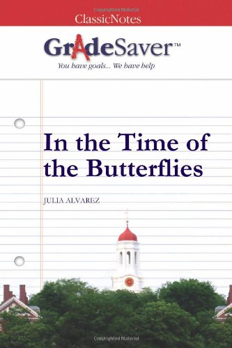 in the time of the butterflies characters gradesaver  in the time of the butterflies study guide