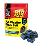 The Big Cheese All-Weather Block Bait...