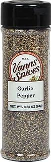 Vanns Garlic Pepper-3.38 Pepper