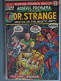 img - for Marvel Premiere Featuring Dr. Strange Master of the Mystic Arts Comic Book (The Shadows of the Starstone, 7) book / textbook / text book