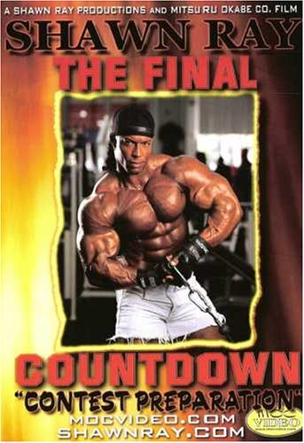 Final Countdown: Bodybuilding With Shawn Ray [DVD] [Import]