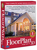 IMSI FloorPlan 3D Home Design Suite Version 10 from IMSI