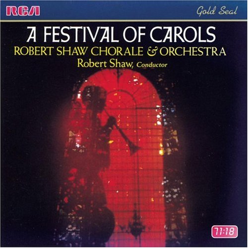 Christmas - A Festival Of Carols / Robert Shaw Chorale - Zortam Music