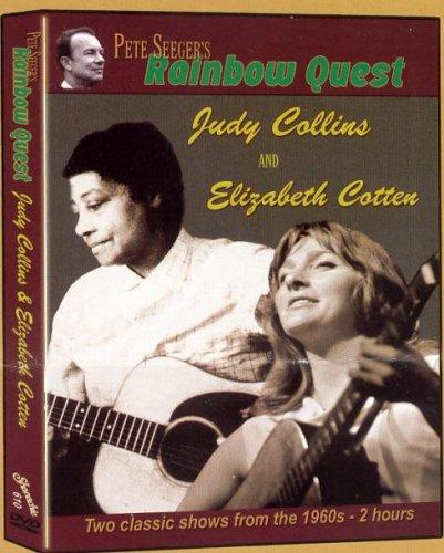 Pete Seeger's Rainbow Quest - Judy Collins / Elizabeth Cotton [DVD]