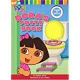 Dora's Potty Book (Dora the Explorer (Simon & Schuster Board Books)) ~ Melissa Torres