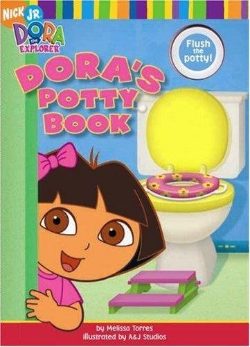Dora'S Potty Book (Dora The Explorer (Simon & Schuster Board Books))